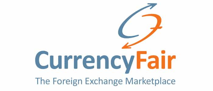 CurrencyFair commercial logo